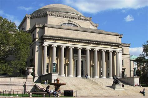 Columbia Time Mba Tuition by Columbia Sat Scores Acceptance Rate More