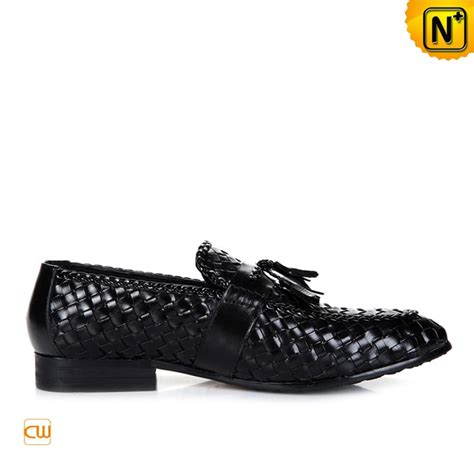 black tassel loafers for black woven tassel loafers for cw750067