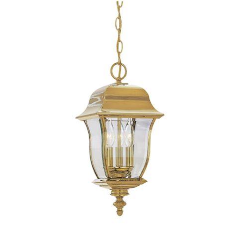 oak ceiling light fixture glomar 2 light outdoor polished brass flush mount carport