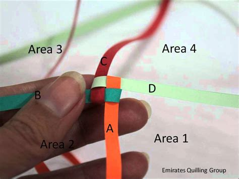 quilling weaving tutorial quilling paper boondoggling or weaving فن لف الورق youtube