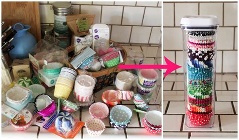 baking supplies 5 ways to organize your baking supplies