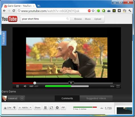 youtube old layout chrome extension control volume on youtube with mouse scrolling chrome