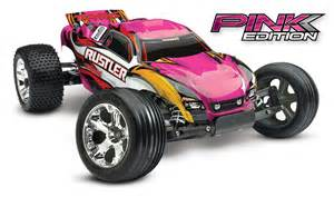 Rc Cars Traxxas Announces Pink Edition Models
