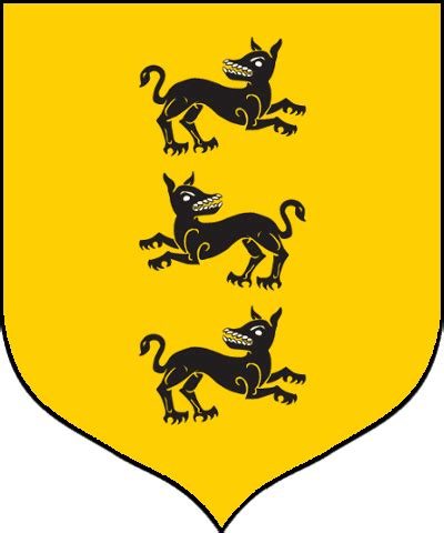 house clegane image house clegane main shield png game of thrones wiki fandom powered by wikia