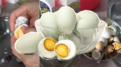 membuat telur asin ayam negeri ternyata gang banget pria ini beberkan trik bikin
