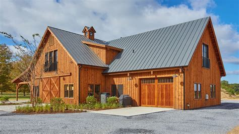 barn and house combo barn wood home combination barn home project mdi716