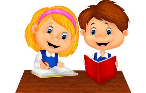 imagenes de niños leyendo y escribiendo 卡通小学生模板下载 图片编号 20140414125341 儿童幼儿 矢量人物 矢量素材 聚图网 juimg com