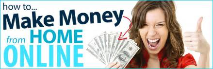 how to make money from home start an business