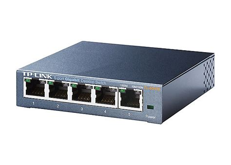 Switch Hub Merk Hp tp link tl sg105 5 port gigabit ethernet switch tl sg105 unmanaged switches hubs cdw