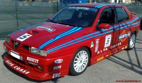 alfa romeo martini racing vendo alfa romeo 155 q4 gta martini racing