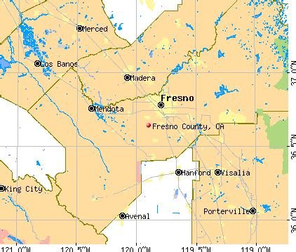 map of fresno california opinions on fresno county california