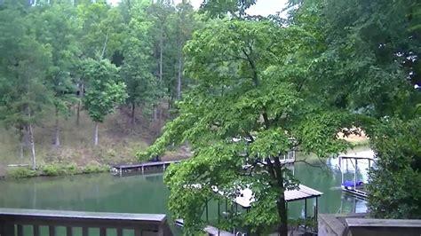 springs arkansas lake hamilton cabin tour