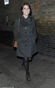 Wrapping Up On A Friday Afternoon by Princess Eugenie Has Dinner At Hotspot Chiltern Firehouse
