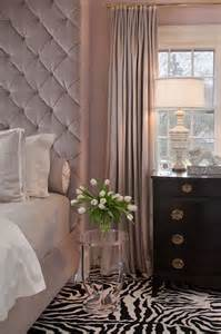 Floor To Ceiling Curtains Decorating Floor To Ceiling Headboard Contemporary Bedroom