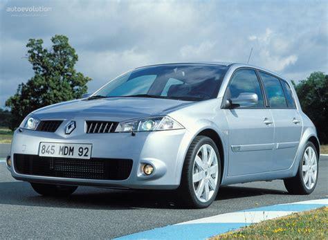 renault megane 2004 sport renault megane rs 5 doors 2004 2005 2006 autoevolution