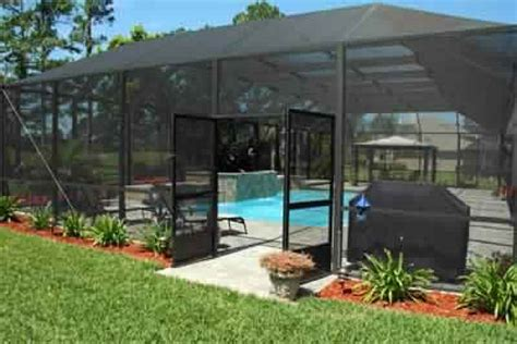 Baton Rouge Patio Covers   Pool Enclosures