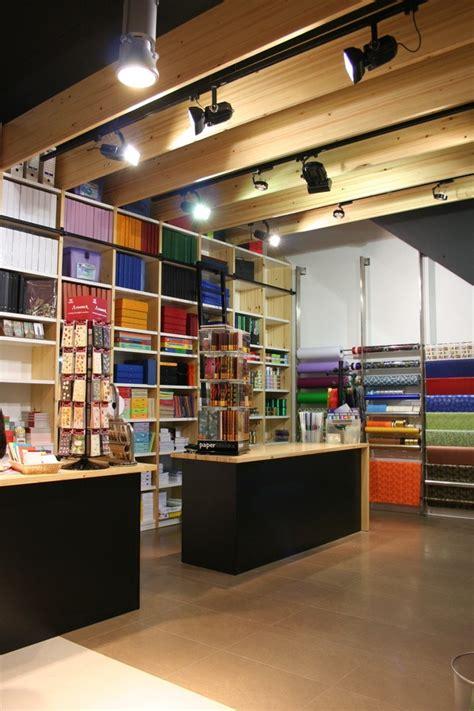 stationery shop  puntdefuga  behance