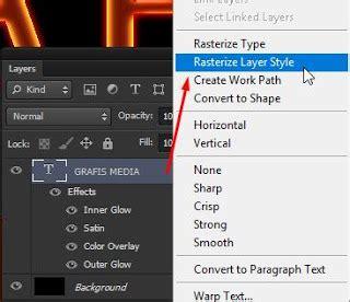 cara membuat teks anekdot menjadi monolog cara membuat efek teks api dengan photoshop grafis media