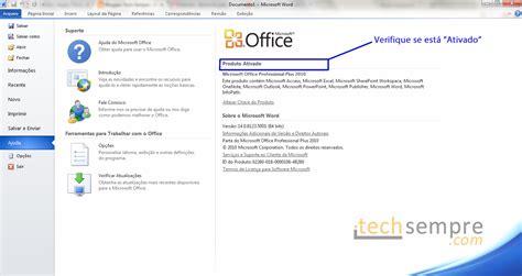 tutorial word excel 2010 tutorial como ativar o microsoft office 2010