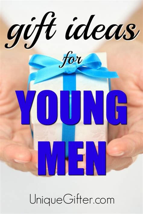 20 gift ideas for a young man unique gifter