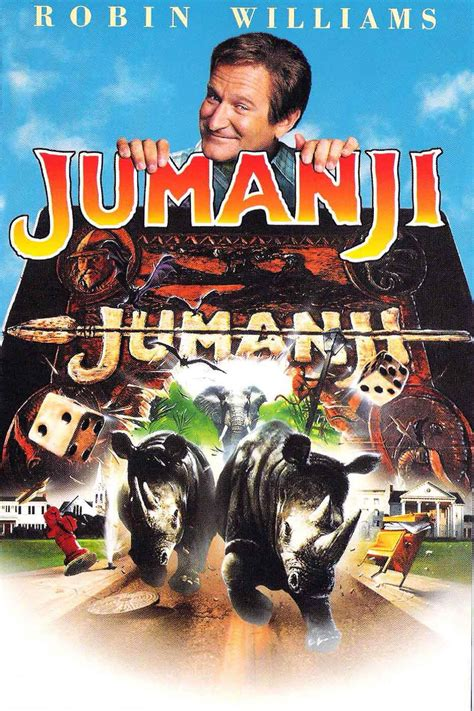 Jumanji Film Movies | brian terrill s 100 film favorites 71 quot jumanji quot