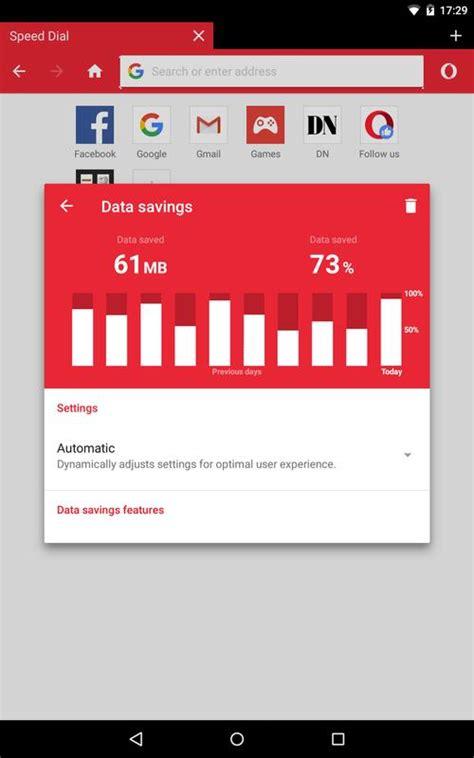 opera mini fast web browser apk free