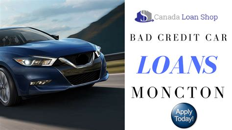 bad credit car title loans moncton canada loan shop