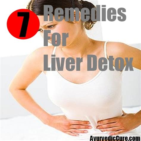 Liver Detox Home Remedy by Home Remedies For Liver Detox Treatments Cure