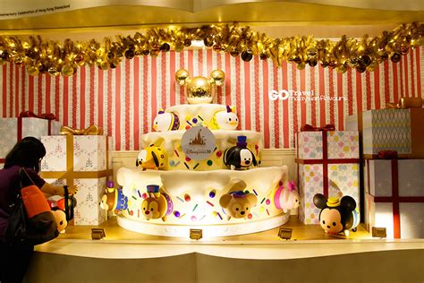 disney christmas decorations   harbour city hong kong malaysian flavours