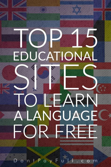 best language learning site best 25 learn languages ideas on language