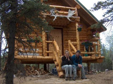 Handmade Log Cabin - handmade alaskan log cabin curbly