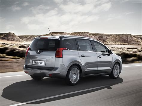 peugeot one 2014 peugeot 5008 wallpapers pictures pics images
