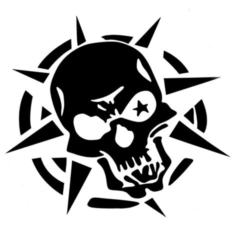Aufkleber Totenkopf Schwarz by Skull Die Cut Vinyl Decal Pv384