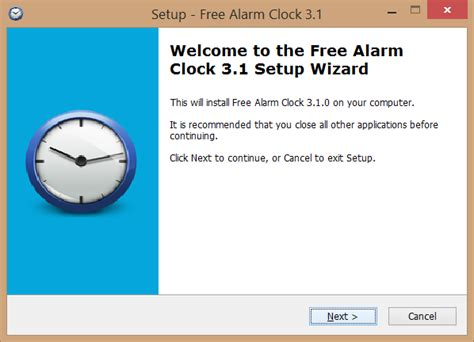 free alarm clock for windows desktop