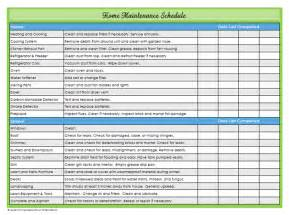 Home management binder printables day 22 home maintenance schedule