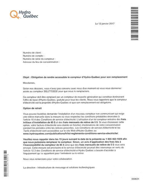 Lettre De Demande D Installation D Un Compteur Electrique Que Faire Pour Garder Compteur 201 Lectrom 201 Canique