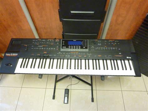 Keyboard Roland G800 Roland G 800 Image 499093 Audiofanzine