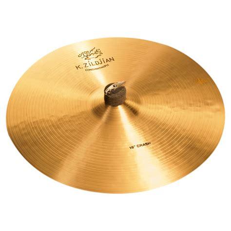 Cymbal Zildjian Zbt Crash 16 zildjian 16 quot k constantinople crash cymbal zildjian cymbals brands steve weiss