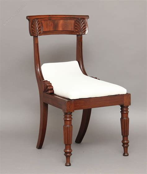 Set Of Four Dining Chairs Antiques Atlas
