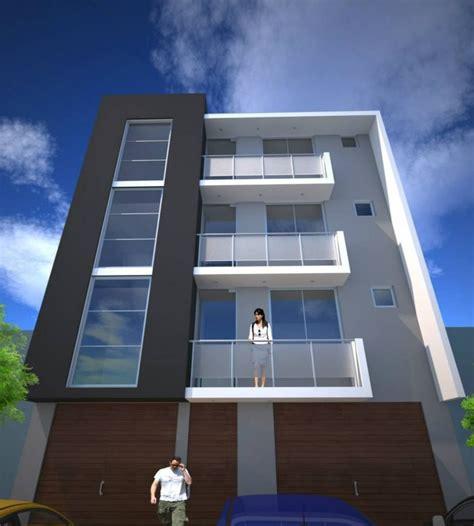 imagenes departamentos minimalistas dise 241 o para un edificio de apartamentos en la ciudad de