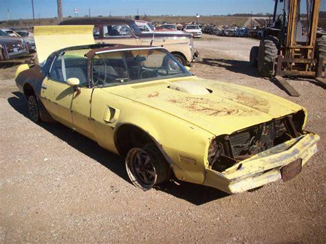 Pontiac Trans Am Parts by 1979 Pontiac Trans Am Parts Car 4