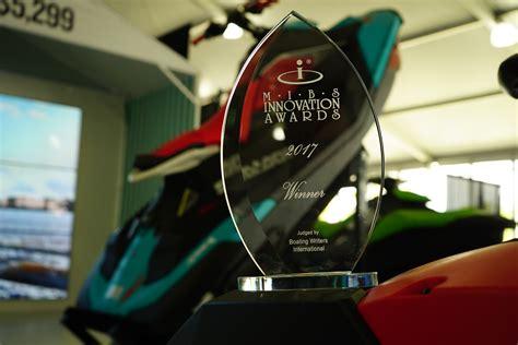 miami boat show innovation awards 2017 spark trixx wins innovation award at miami boat show