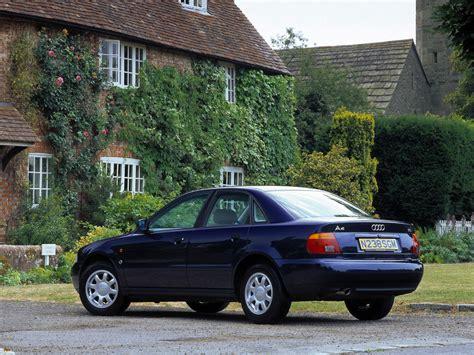 Audi A4 1994 by Audi A4 Sedan Uk Spec B5 8d 1994 1997 Photos 2048x1536