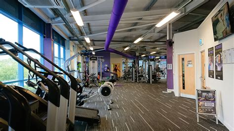 commercial photography anytime fitness gym