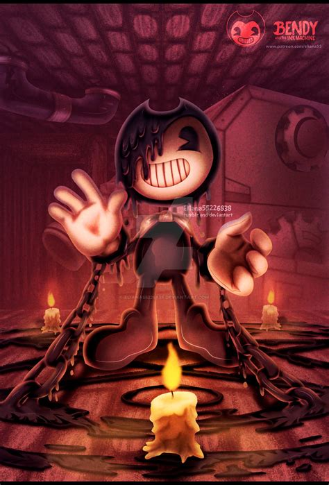 imagenes de love machine bendy and the ink machine portada 2 by eliana55226838 on