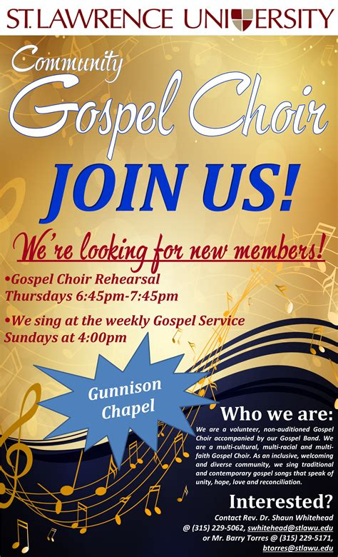 gospel songs to sing at church