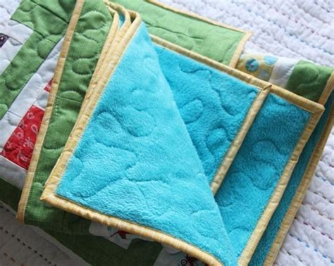 Quilting With Minky Tutorials by The Always Helpful Cluck Cluck Sew With A Quilting With