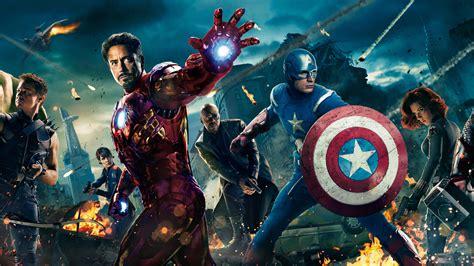 wallpaper full hd avengers avengers hd wallpapers 1080p wallpapersafari
