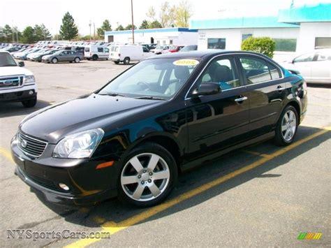 2008 Kia Optima Ex 2008 Kia Optima Ex V6 In Black 178634