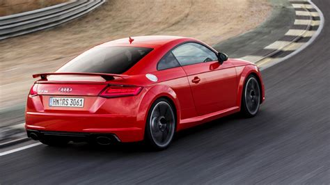 Audi Tt Leasing by Audi Tt Rs Coupe 2016 Review Car Magazine